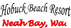 Hobuck Beach Resort Logo