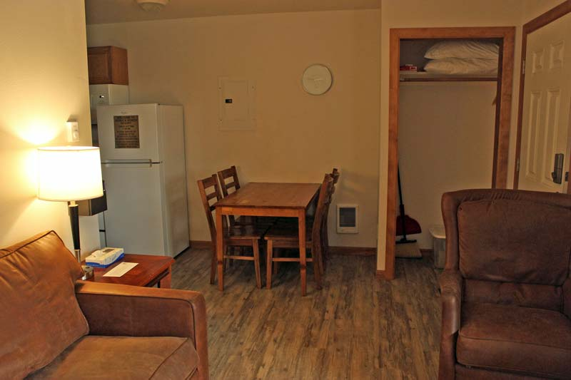Dining Area north cabin
