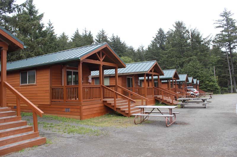 South Cabins Exterior