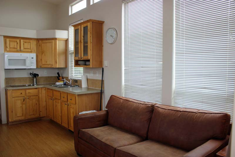South living room Neah Bay Lodging